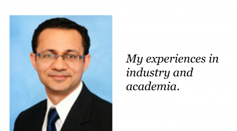 NANOBIO REU SEMINAR SERIES – DR. hitesh handa ON INDUSTRY AND ACADEMIC CAREERS