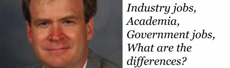 NANOBIO REU SEMINAR SERIES – DR. Lawrence Hornak ON industry and academic careers
