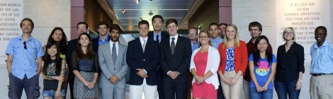 2014 COLLEGE OF ENGINEERING REU RESEARCH SYMPOSIUM