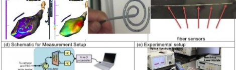 Spiral Catheter with High Density Fiber Optic Sensors for Atrial Electroanatomic Mapping